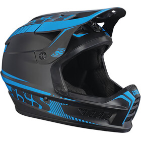 IXS Xact - Casco de bicicleta - azul/negro